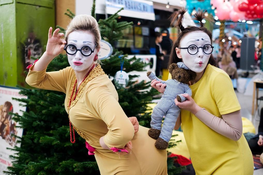 В Москве прошел семейный фестиваль Abracadabra Pop Up