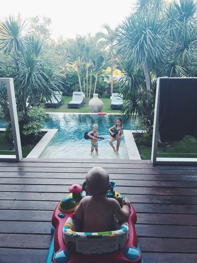 Уехать на Бали с детьми и остаться там на год