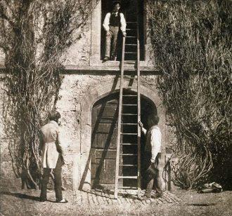 выставка Уильям Генри Фокс Тальбот. У истоков фотографии