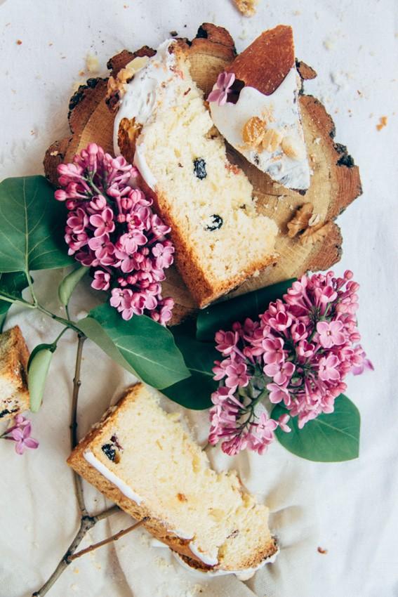 5 рецептов куличей: от традиционных до бездрожжевых