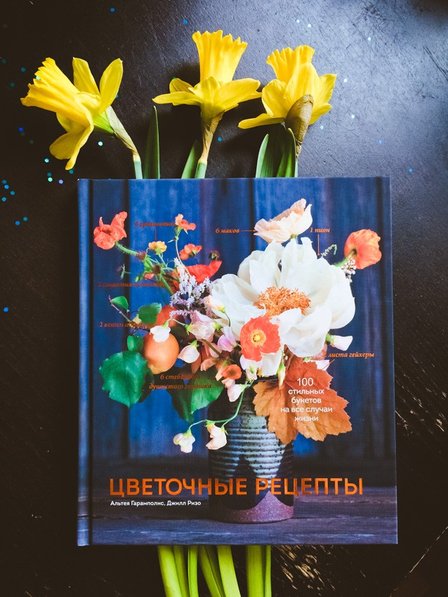 Цветочные рецепты