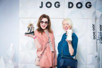 Вечеринка на крыше от JOG DOG: презентация новой коллекции обуви осень-зима 2018/2019