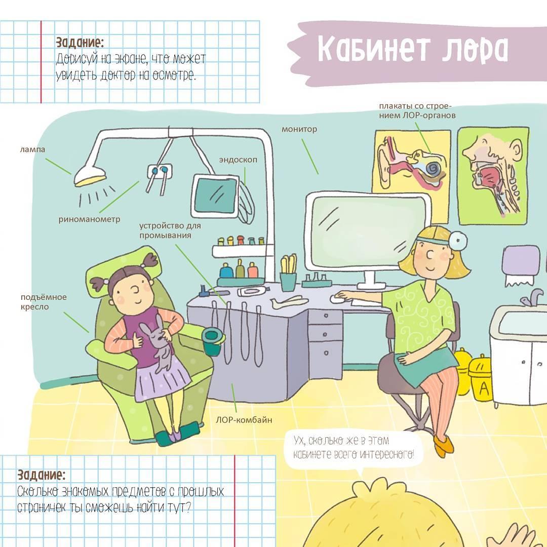 книга Детям о врачах Александра Чарикова