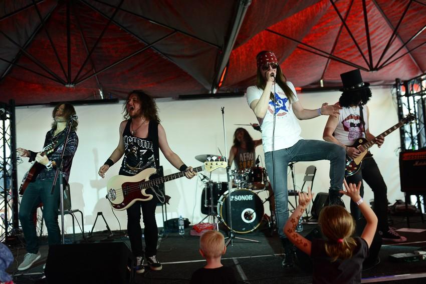 Рок жив: дети спели известные хиты Guns N' Roses