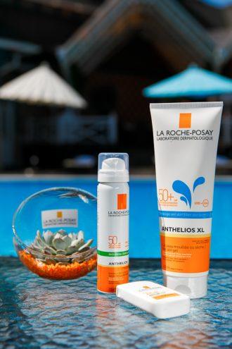 Новинки La Roche-Posay для защиты от солнца