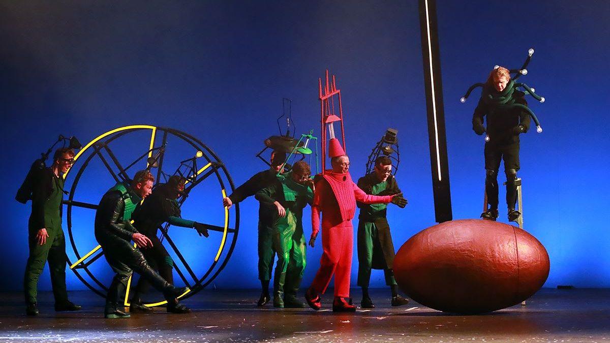 5 театральных премьер осени для всей семьи