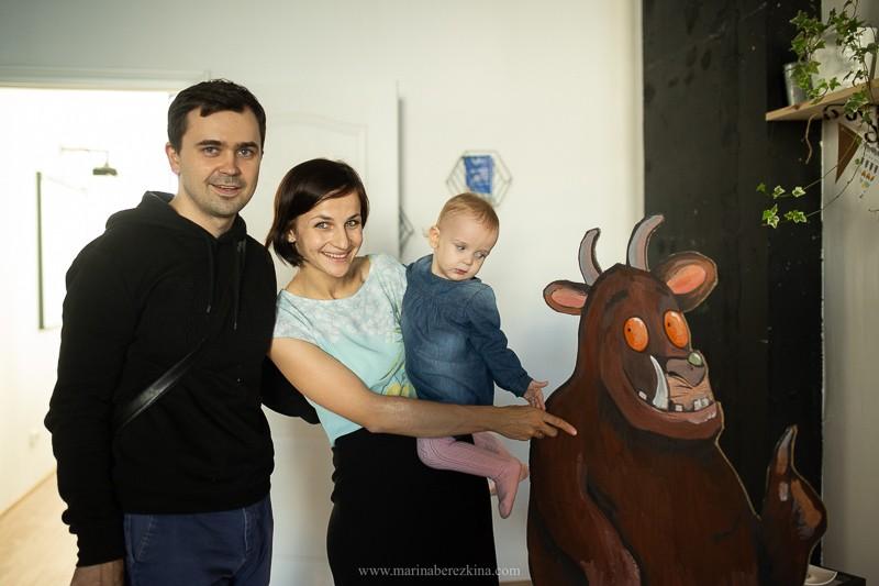 Мамы Петербурга встретились на Груффало Party