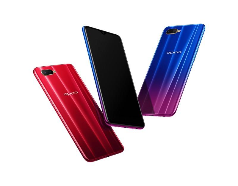 OPPO представил новые смартфоны RX17 Pro и RX17 Neo