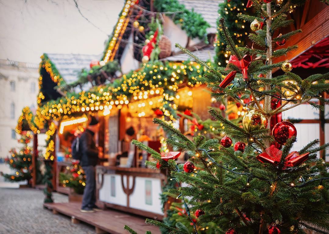 Самые красивые рождественские ярмарки, которые ни за что нельзя пропустить