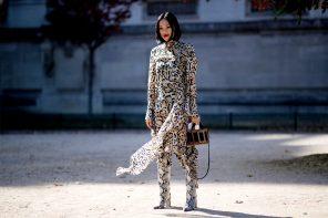 модные тренды весна 2019