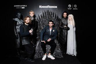 Игра престолов в метро