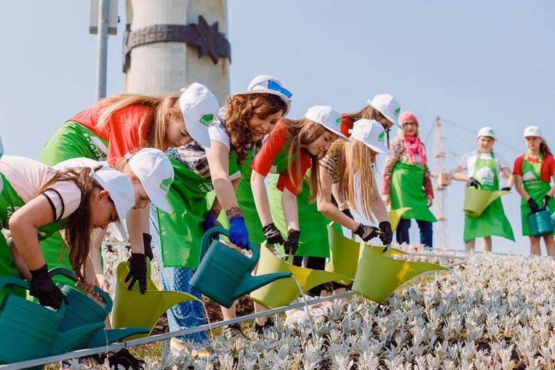60 тысяч жителей Чувашии приняли участие в благотворительной акции «СТАНЬ ПЕРВЫМ!»