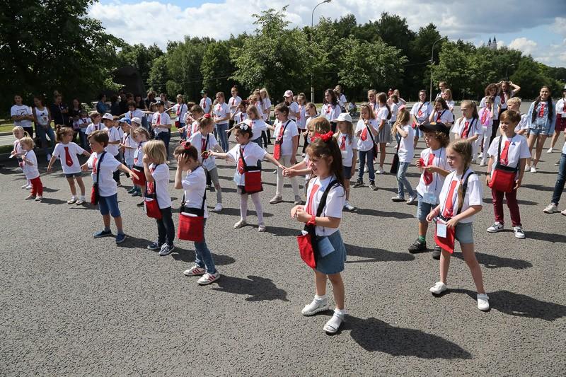 В Москве прошел I Съезд Международного Детского Конгресса