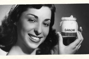 Компания Danone отметила 100 лет