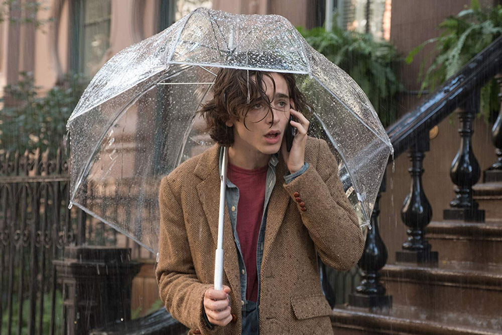 """""""Дождливый день в Нью-Йорке"""" - красивая таблетка от хандры"""