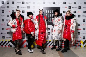 ODRI Mio устроили совместный показ с брендом детской одежды Oldos