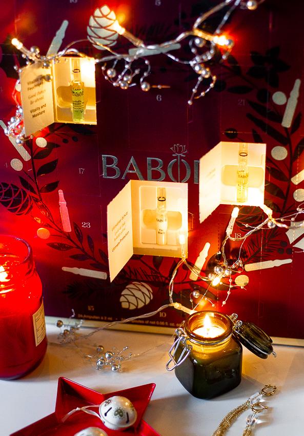 бьюти адвент-календарь Babor 2019 с ампулами красоты