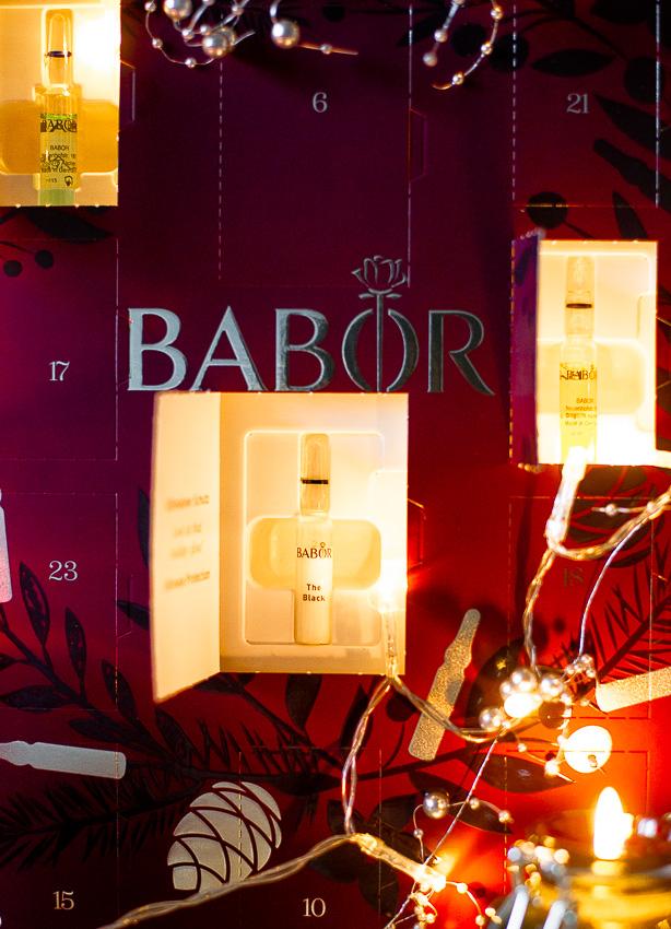 бьюти адвент-календарь Babor