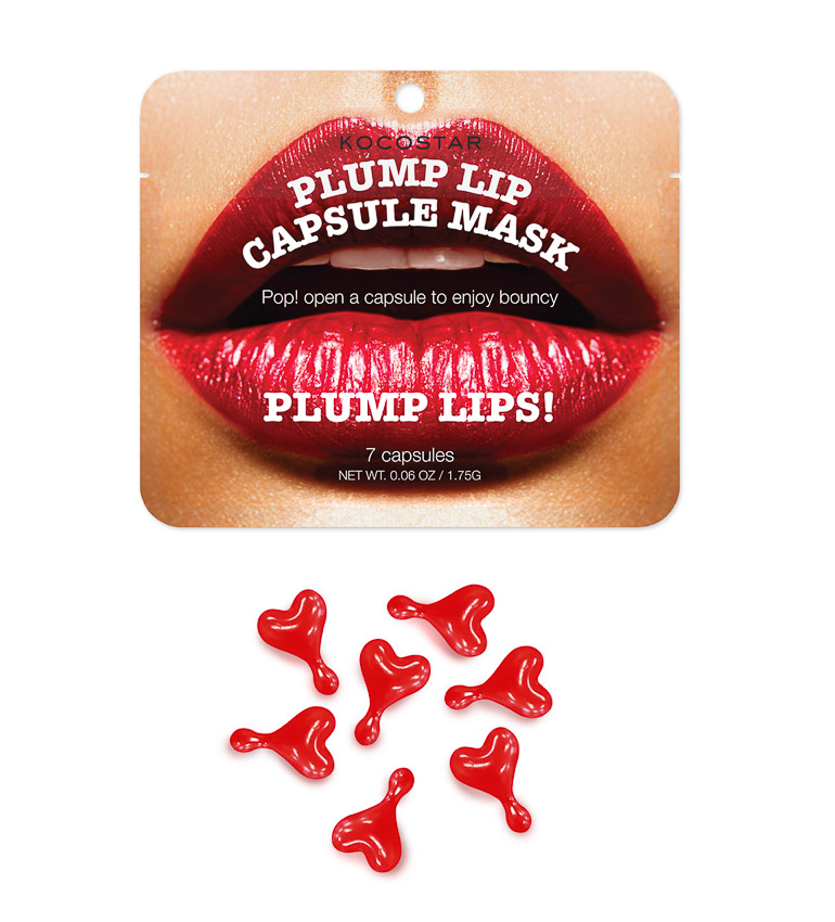 Plump Lip Capsule Mask