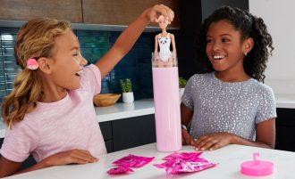 Barbie пополнила ряды игрушек-сюрпризов