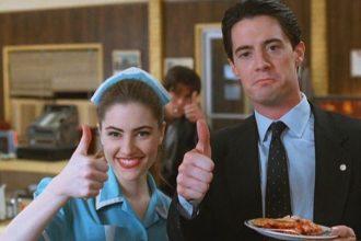 """Сериалу """"Твин Пикс"""" исполняется 30 лет. Главные герои подготовили сюрприз к юбилею"""