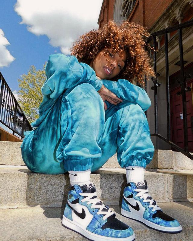 "Nike Air Jordan 1 High ""Tie-Dye"""