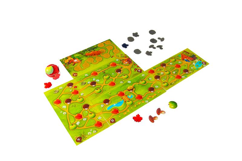 Игра Перекати-ёжик