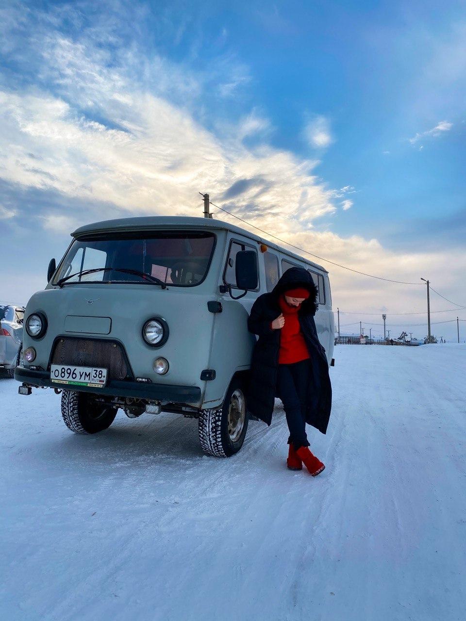 Буханка на Байкале