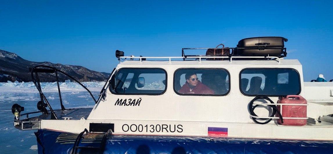 хивус Байкал