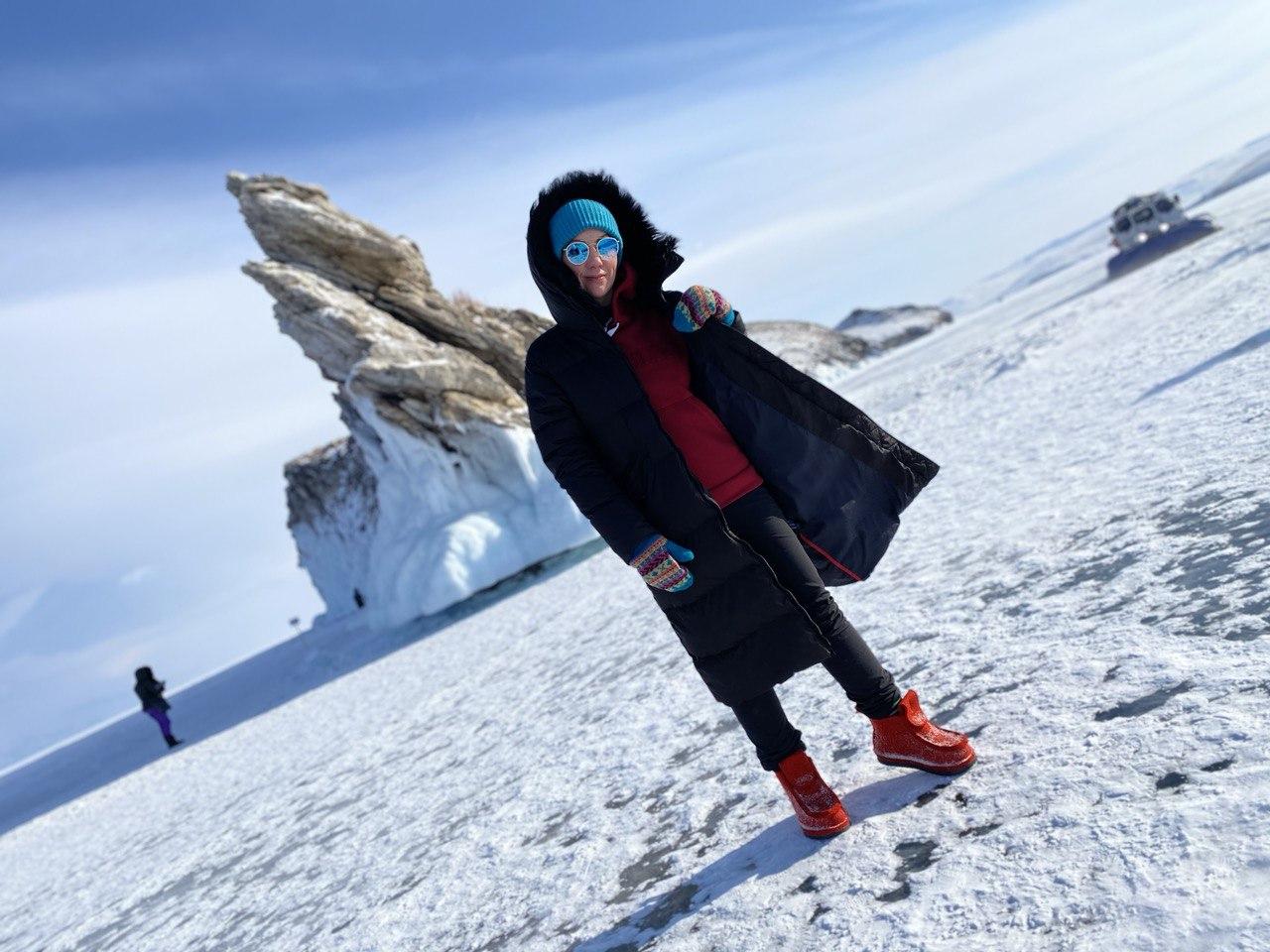 Хобой зимой