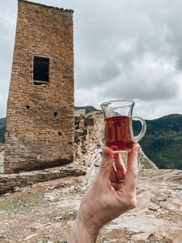 Дагестан, что посмотреть, достопримечательности, дагестанский чай
